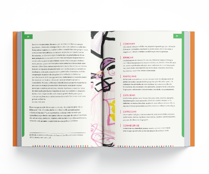 Projeto pedagógico Ciranda 3 anos