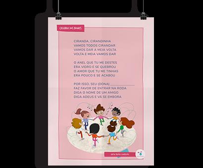 Anexos do professor - Ciranda Educação Infantil - 4 anos - unidade 4