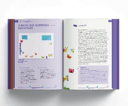Material do professor - Ciranda Educação Infantil - 4 anos - unidade 4