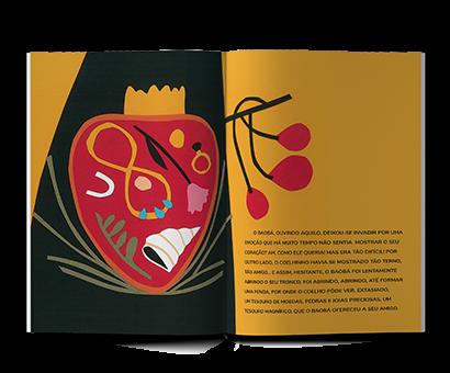 No coração do Baobá - Ciranda