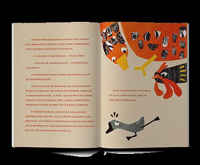 O Patinho Feio - Ciranda - pg3
